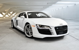 Audi R8 Background for Android, iPhone and iPad