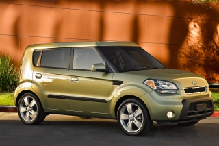 Free Kia Soul Picture for Android, iPhone and iPad