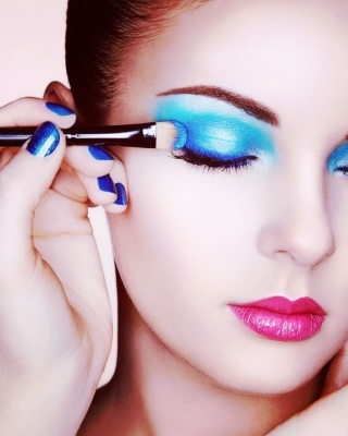 Makeup for Model sfondi gratuiti per Nokia 808 PureView