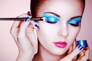 Makeup for Model Wallpaper for Fullscreen Desktop 1600x1200