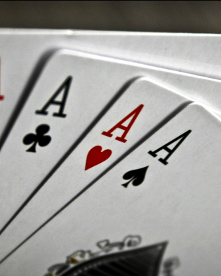 Deck of playing cards - Fondos de pantalla gratis para Huawei U7520