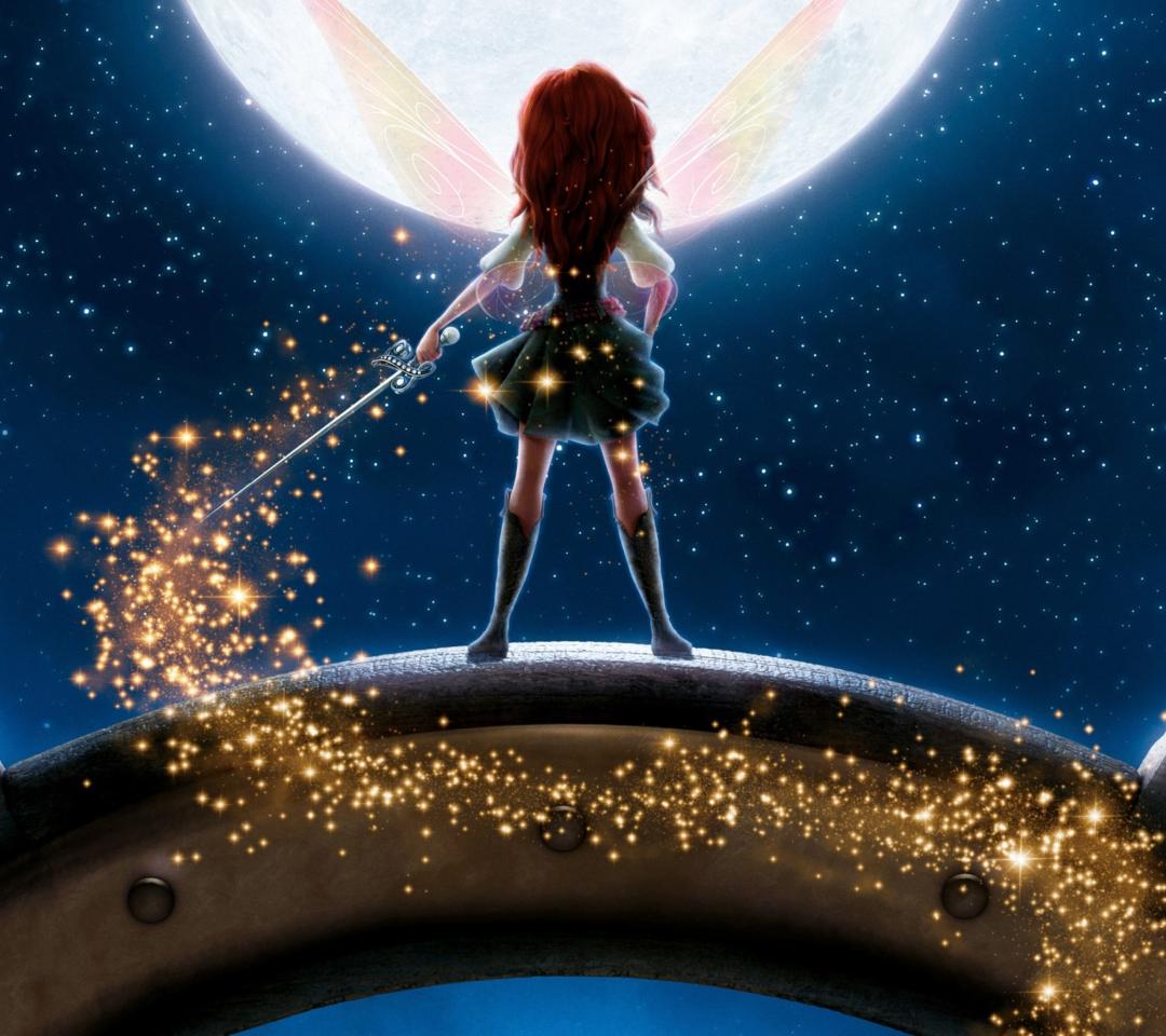 Disney The Pirate Fairy 2014 para Motorola RAZR XT910