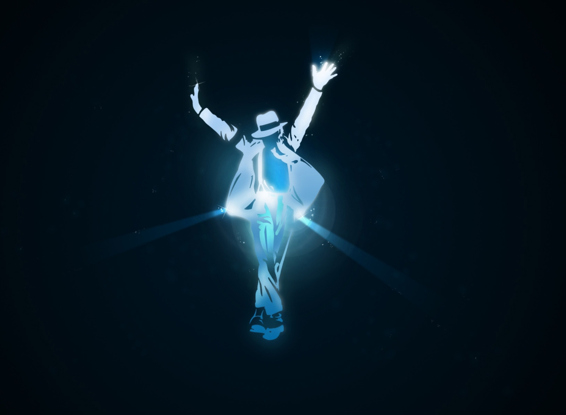 Screenshot №1 pro téma Michael Jackson Dance Illustration 1920x1408