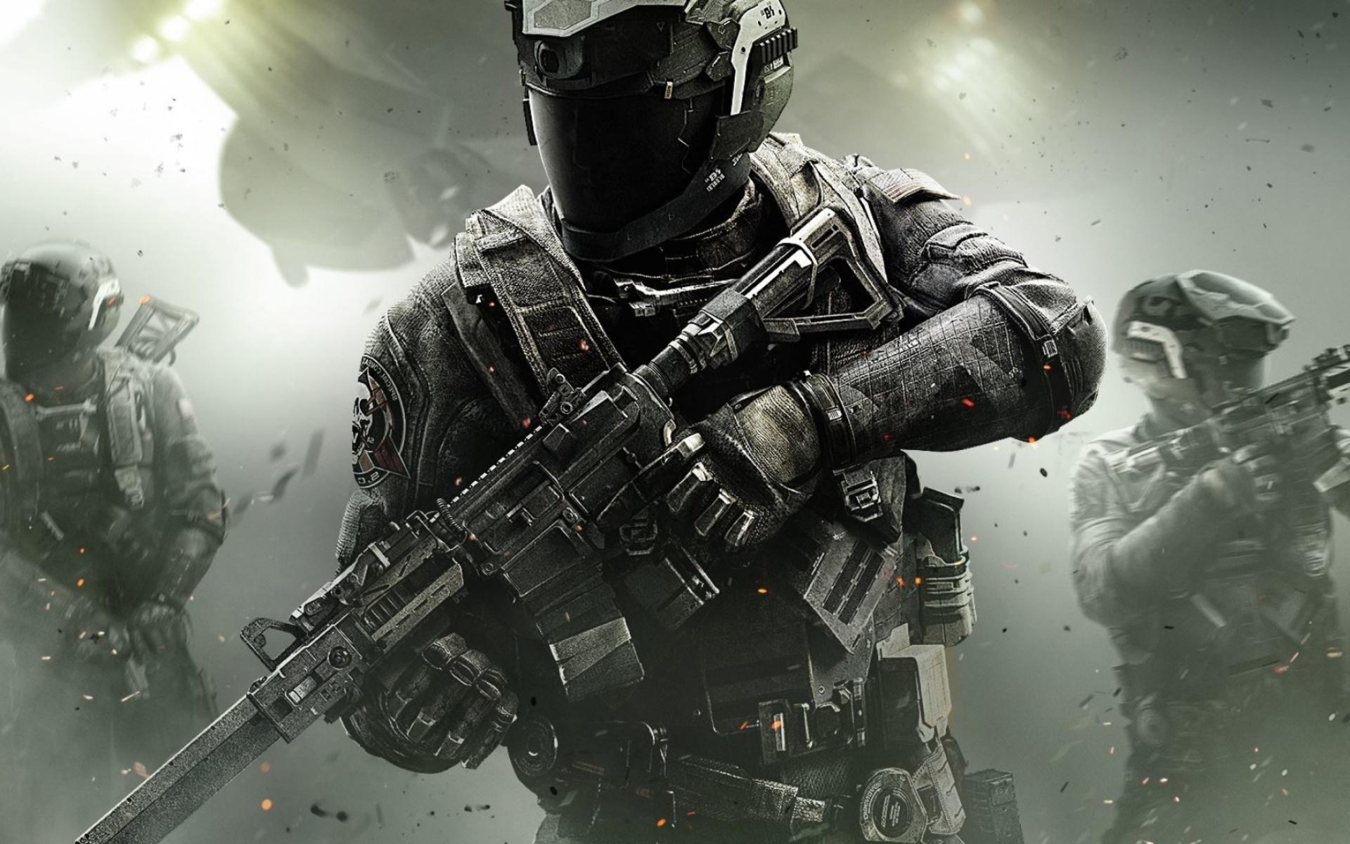 Cod Infinite Warfare Wallpaper: Call Of Duty Infinite Warfare 2 Wallpaper For Widescreen