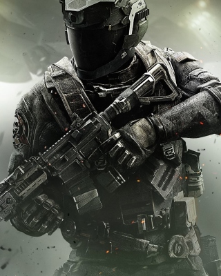 Call of Duty Infinite Warfare 2 papel de parede para celular para Nokia Asha 308