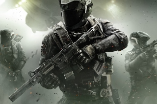 Kostenloses Call of Duty Infinite Warfare 2 Wallpaper für 1400x1050