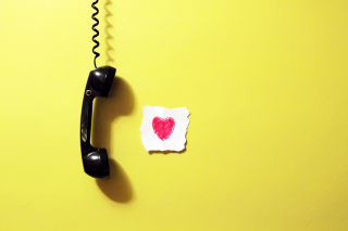 Love Call Background for Android, iPhone and iPad