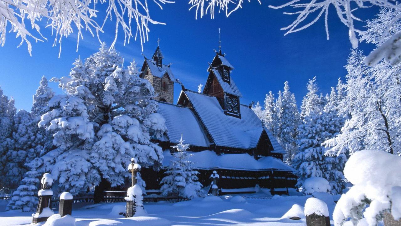 Wang Temple Poland