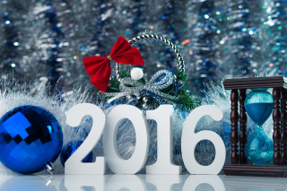 Happy New Year 2016 Wallpaper Background for Android, iPhone and iPad