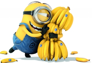 Love Bananas Background for Android, iPhone and iPad