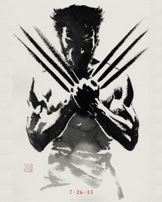 The Wolverine 2013 Background for Nokia C6