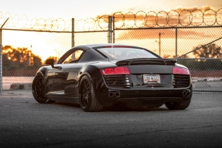 Audi R8 sfondi gratuiti per cellulari Android, iPhone, iPad e desktop