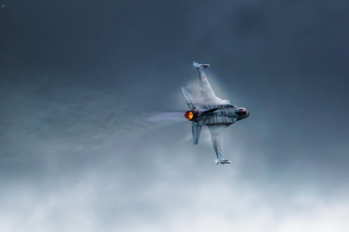 F 16 Fighting Falcon Background for Android, iPhone and iPad