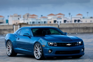 Chevrolet Camaro SS Wallpaper for Android, iPhone and iPad