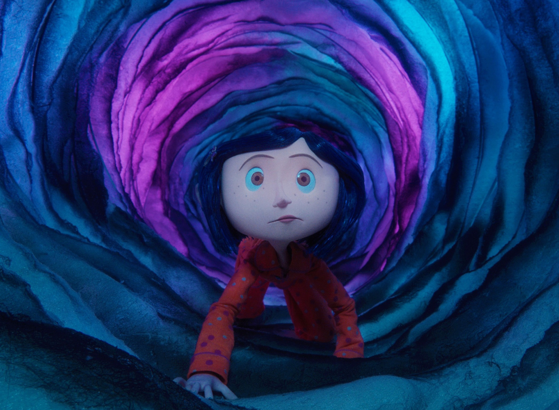 Screenshot №1 pro téma Coraline Cartoon 1920x1408