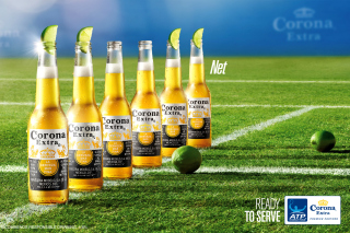 Corona Extra Beer Background for Android, iPhone and iPad
