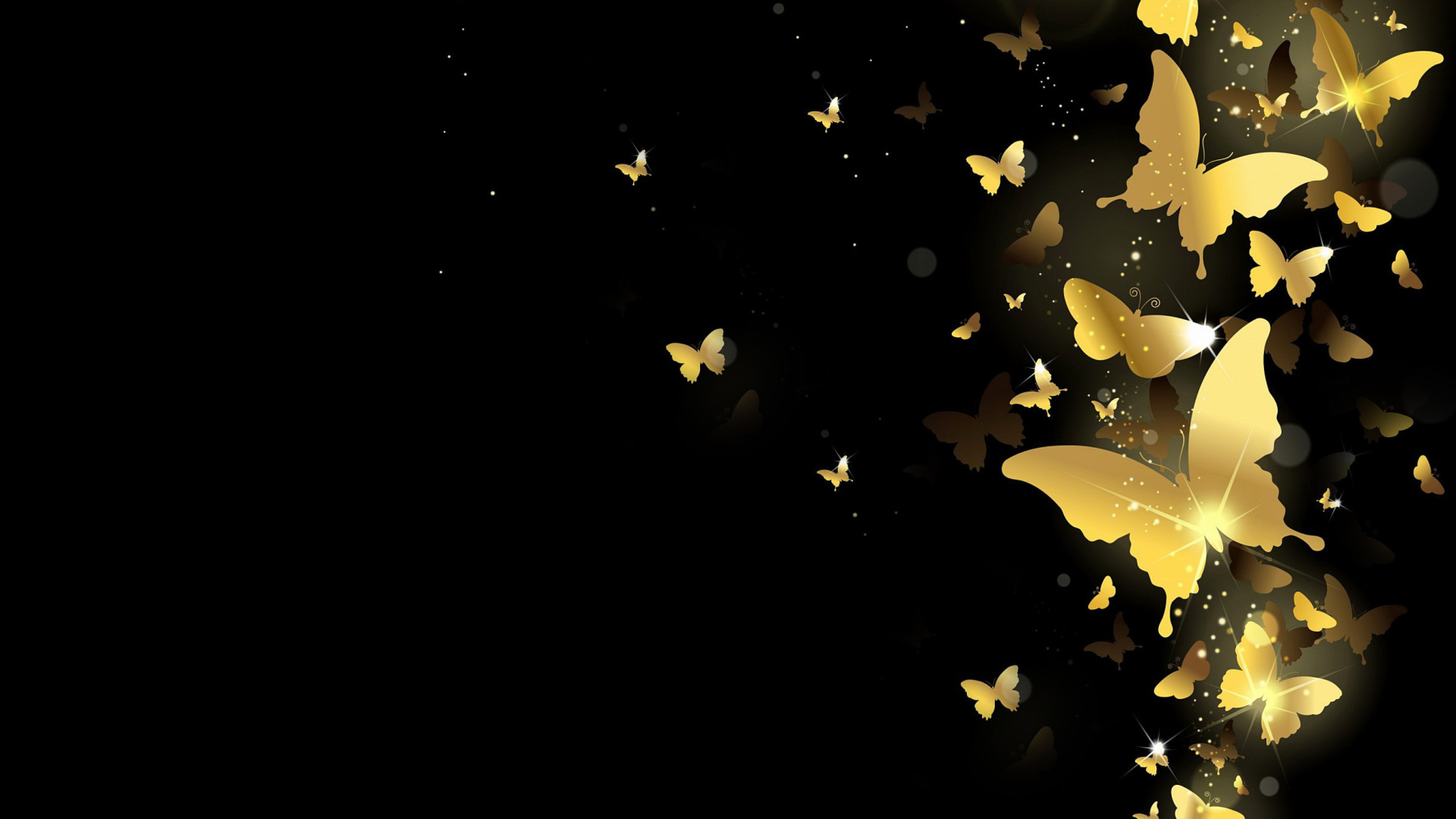 бабочка линии частицы загрузить