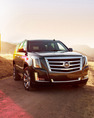 Cadillac Escalade Wallpaper for Nokia Asha 311