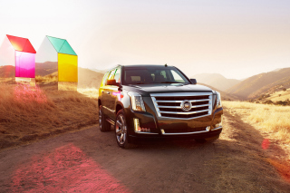 Cadillac Escalade Background for Android, iPhone and iPad