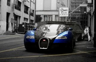 Bugatti Veyron Picture for Android, iPhone and iPad