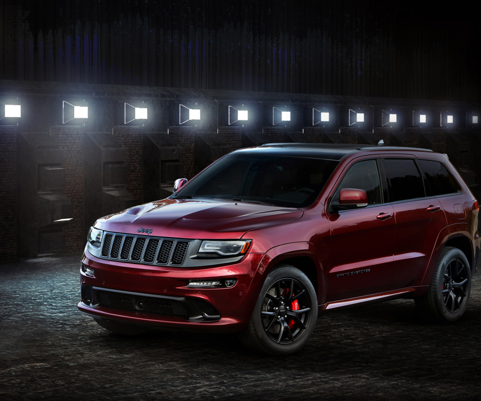 Screenshot №1 pro téma Jeep Grand Cherokee SRT 2016 960x800