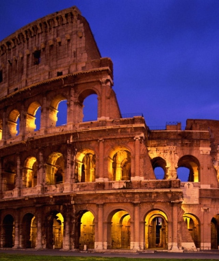 Free Rome Colosseum Antient Picture for HTC Titan