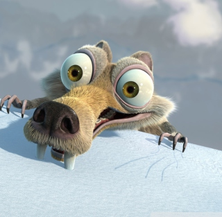Scrat Ice Age Wallpaper for iPad mini 2