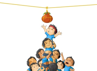 Happy Janmashtami Picture for Android, iPhone and iPad