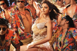 Anushka Sharma Ladies Vs Ricky Bahl Background for Android, iPhone and iPad