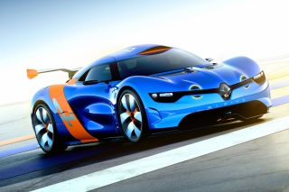 Free Renault Alpine A110 Picture for Android, iPhone and iPad