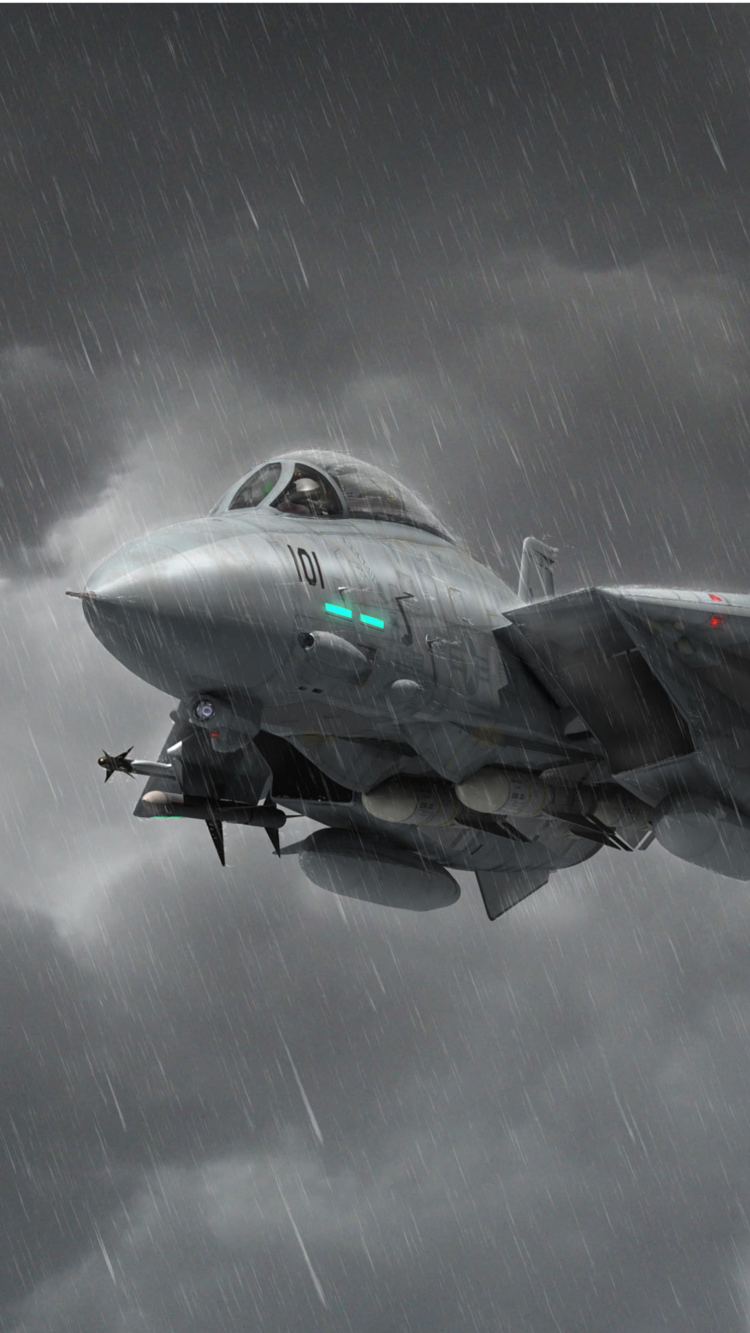 Grumman F 21 Tomcat Interceptor Wallpaper for iPhone 21 Plus