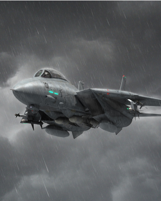 Grumman F 14 Tomcat Interceptor Background for 240x320