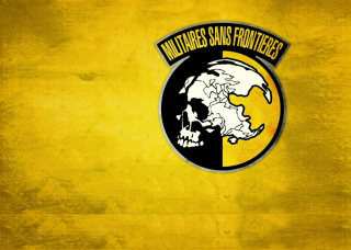 Militaires Sans Frontieres Background for Android, iPhone and iPad
