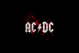 Free AC/DC Logo Picture for Android, iPhone and iPad