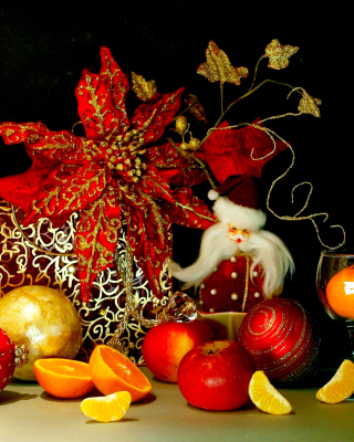 Christmas Still Life sfondi gratuiti per iPhone 6