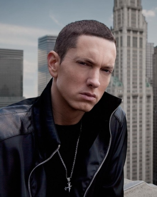 Free Eminem, Till I Collapse Picture for Nokia Asha 311