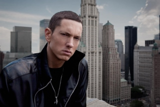 Eminem, Till I Collapse Background for Android, iPhone and iPad