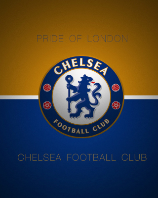 Chelsea Football Logo Picture for Nokia X6