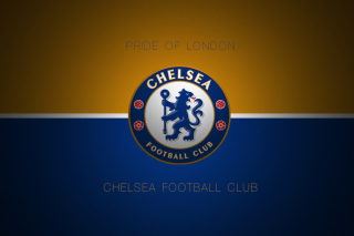 Kostenloses Chelsea Football Logo Wallpaper für Sony Xperia Z2 Tablet