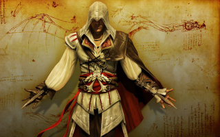 Assassins Creed - Fondos de pantalla gratis para Acer A101 Iconia Tab