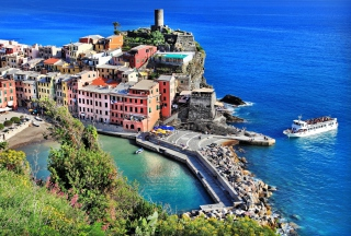Ligurian Sea Picture for Android, iPhone and iPad