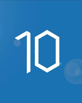 Free Windows 10 Picture for 240x320