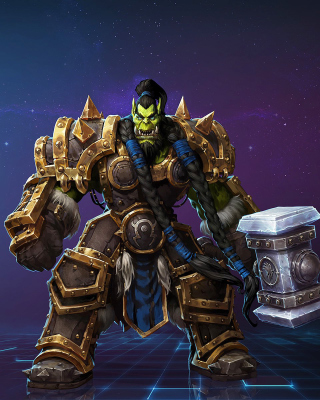 Heroes of the Storm multiplayer online battle arena video game - Obrázkek zdarma pro iPhone 5S
