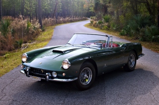 Free Ferrari 400 Superamerica 1960 Picture for Nokia XL