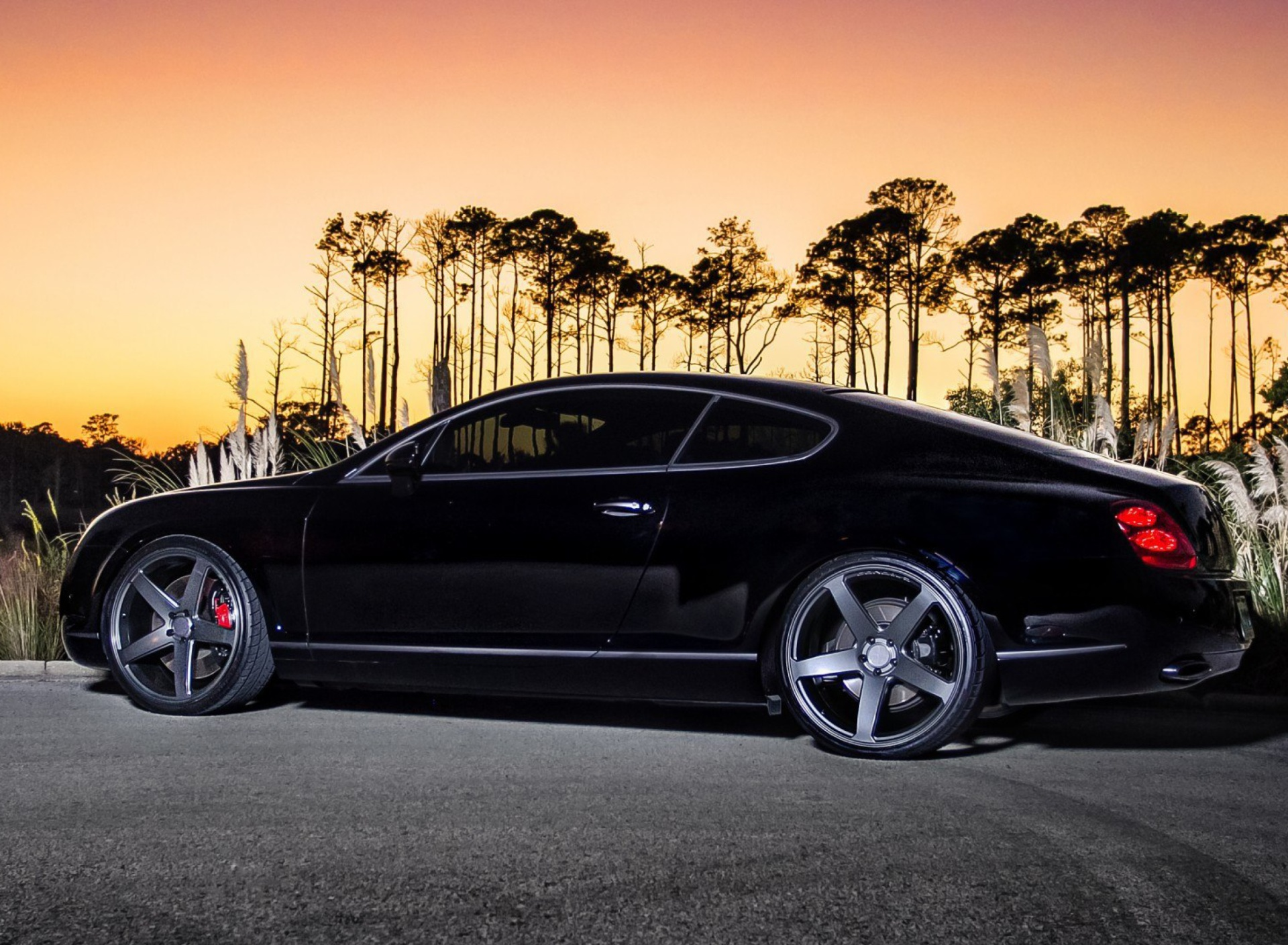 Обои Bentley Continental GT 1920x1408