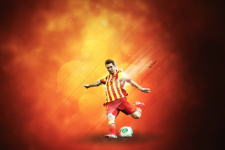 Lionel Messi Wallpaper for Widescreen Desktop PC 1600x900