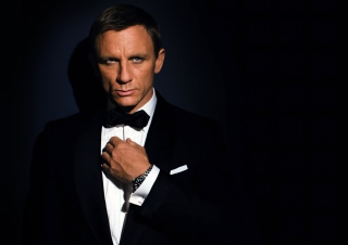 James Bond Suit Background for Android, iPhone and iPad
