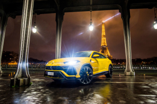 Lamborghini Urus Picture for Samsung Galaxy S5