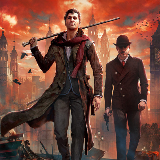 Sherlock Holmes Crimes & Punishments Game - Fondos de pantalla gratis para iPad Air