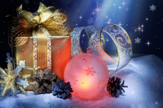 Christmas Gifts Picture for Android, iPhone and iPad